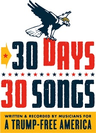 30 Days, 30 Songs protest songs