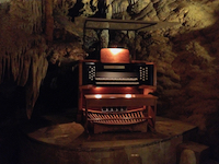 Great Stalacpipe Organ in Luray Caverns