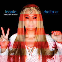 Sheila E.'s Iconic album cover